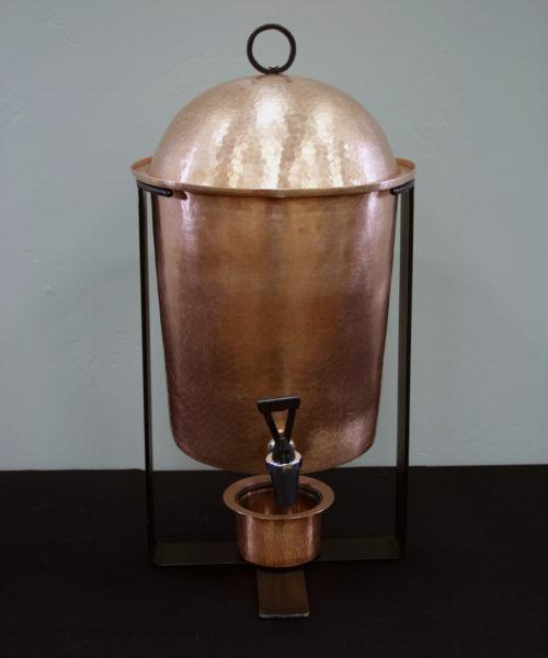 Coffee Urn, Copper