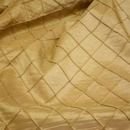 Pintuck Gold