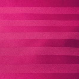 Satin Stripe Magenta
