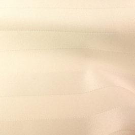 Satin Stripe Vanilla