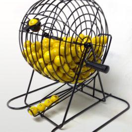 Bingo Cage