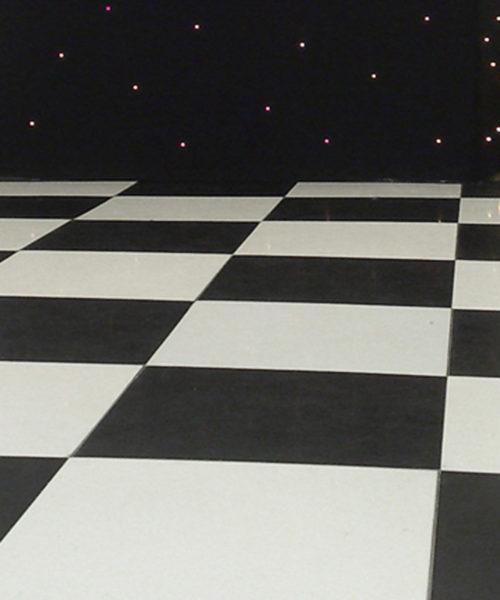 Black & White Dancefloor