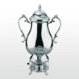 Coffee Urn, Silver