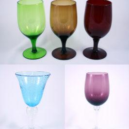 Jewel Glassware
