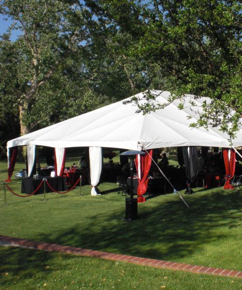 Jumbo Track Tent