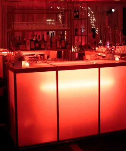Light-Up Bar Back