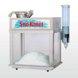 Sno Cone Machine, Deluxe
